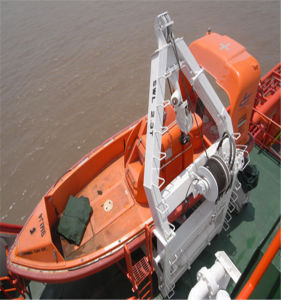 Marine Fiber Reinforced Plastic Used Rescue Boat for Sale pictures & photos