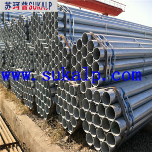 High Quality Weld Steel Pipe pictures & photos