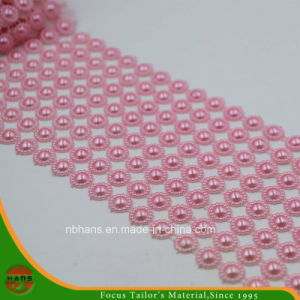 Fashion Pearl Banding Trimming for Garment (HASLP160040) pictures & photos