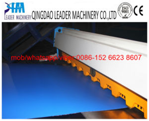800mm Width Three Layer PP Stationery Foam Sheet Extrusion Line pictures & photos