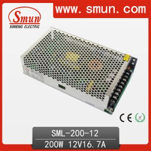 200W 12VDC 16.7A AC/DC Power Supply SMPS Designed for LED pictures & photos