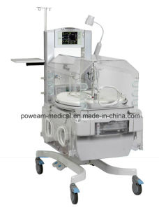 "Hospital 8"" LCD Baby Infant Incubator with Phototherapy (Baby Care 7G) pictures & photos"