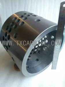 Tungsten Carbide Valve Bushings for Pumps pictures & photos