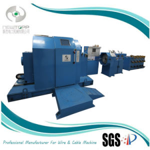 European Type Double Twisting Machine for Wire Cable Production pictures & photos