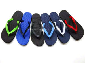 New Style Men Fashion EVA Sandals Flip Flops Slipper (FY151022-25) pictures & photos