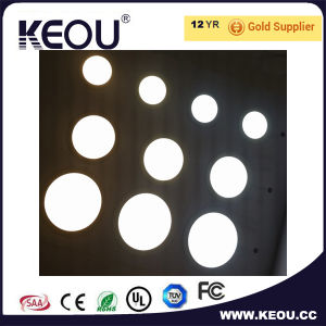 Ce/RoHS 2700k-6500k LED Super-Thin Panel Light High Power Factory pictures & photos