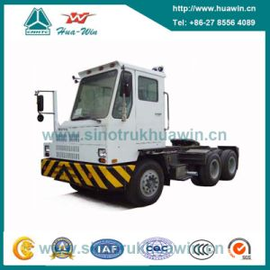 Sinotruk Hova 6X4 Terminal Tractor Truck pictures & photos