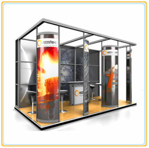 Aluminum Alloy Exhibition Booth Material with Good Price pictures & photos