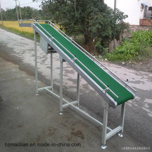 Inclined Belt Conveyor/Portable Conveyor pictures & photos