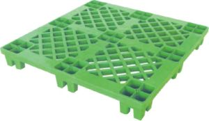 Custom High-Quality Injection Plastic Pallet Mold Plastic Injection Commodity Tray Mould