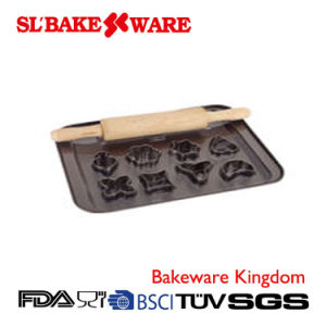 S/10 Mini Bake Set Carbon Steel Nonstick Bakeware (SL BAKEWARE) pictures & photos