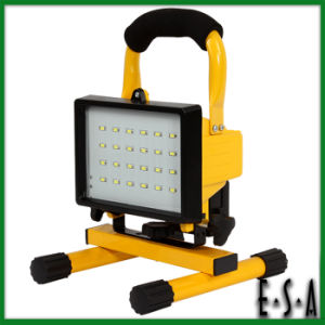 2015 LED Flood Light High Bright Long Working Time, Best Quality 10W LED Flood Light, Outdoor Rechargeable LED Flood Light G05b110 pictures & photos