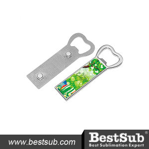 Bestsub Metal Bottle Opener Sublimation Fridge Magnet (MP04) pictures & photos