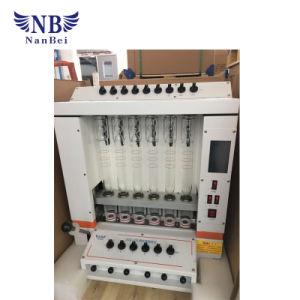 Raw Fiber Fast Test Equipment Crude Fiber Analyzer pictures & photos