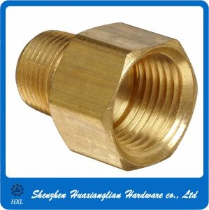 High Precision OEM Machining Turning Brass Smoking Pipe Parts pictures & photos