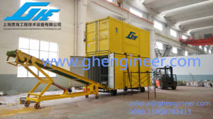 Ghe Weighing and Bagging Sewing Machine for Grain Coal Cement pictures & photos