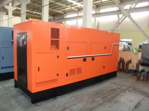Bf-V670s Volvo Series Power Supply Vehicle Generator