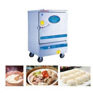 8 Trays Heavey Duty Gas Rice Steamer Cooker