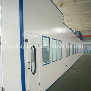 Diesel/Infrared Ray Heating Custom Spray Booth/Painting Room pictures & photos
