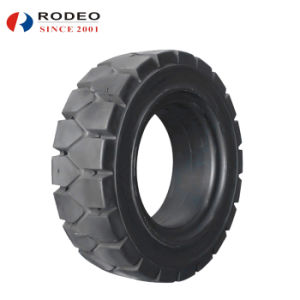 Sp800 23*9-10 8.25-15 7.00-9 Solid Tyre Forklift Tire pictures & photos