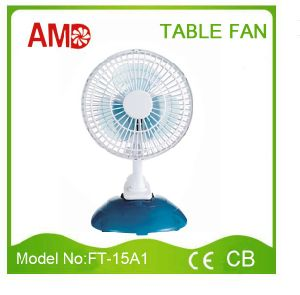 Hot-Sales Cheap Price 6 Inch Table Fan (FT15-A) pictures & photos