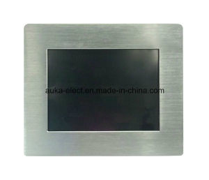 "10.4"" Fanless Industrial Panel PC Computer with Touchscreen Alumimun Bezel pictures & photos"