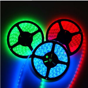 60SMD3528 4.8W/M Green LED Strip pictures & photos
