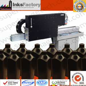 Black UV Curable Ink for Domino K600 pictures & photos