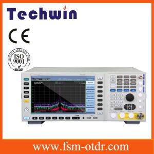 Techwin Brand Series Auto Signal Analyzer in Spectrum Analyzers pictures & photos