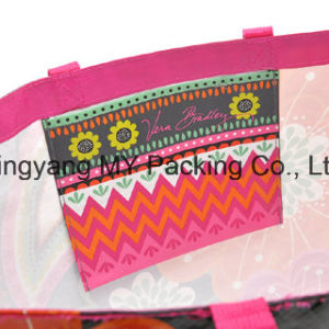 Custom Print Promotion Shopping Laminated PP Woven Bag (my07182) pictures & photos