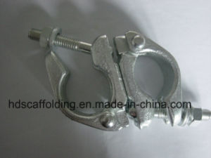 Scaffolding Forged Swivel Coupler pictures & photos