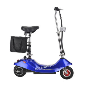 250W Folding Electric Mobility Scooter with LED Light (MES-300) pictures & photos