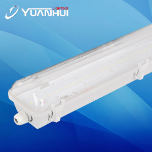 6000k CRI 80, 4ft LED IP66 LED Vaporproof Lamp pictures & photos