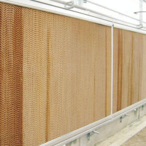 Evaporative Cooling Pad for Poultry House and Greenhouse pictures & photos