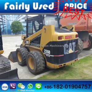 Caterpillar 226b Skid Steering Loader Used Price pictures & photos