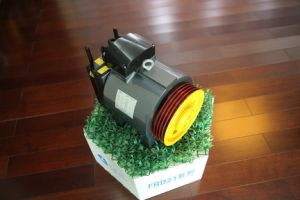 0.4m/S Gearless Traction Machine for Passenger Lift\Home Lift