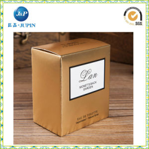 Wholesales Custom Gold Card Paper Packing Box for Candle (JP-box039) pictures & photos