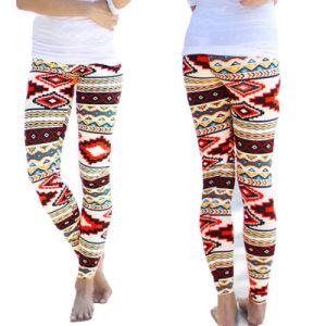 Women Leggings 2016 Printed Skinny Stretch Fashion Cotton Legging pictures & photos