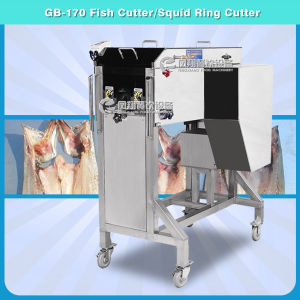 Medium Type Fish Deboning Machine, Fish Fillet Slicing Machine F-GB-170 pictures & photos