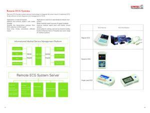Remote ECG System-Telemedicine pictures & photos