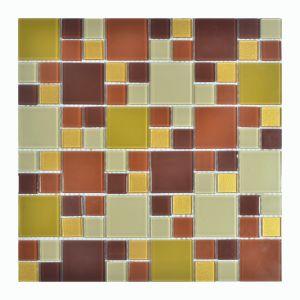 Screen Print Mosaic Mix pictures & photos
