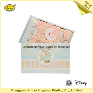 Gift Box with PVC Window for Baby Clothing (JHXY-PB0034) pictures & photos