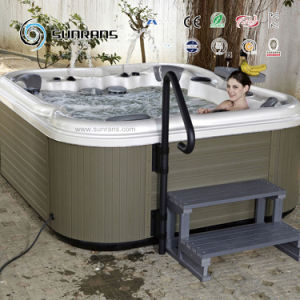 2017 New Design Italian Style Portable for 6 Persons Hot Tub SPA pictures & photos