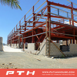 Prefab Multi-Floor Steel Structure Workshop pictures & photos