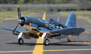 F4u 12CH Model Airplanes with Mechanical Folding Wings pictures & photos