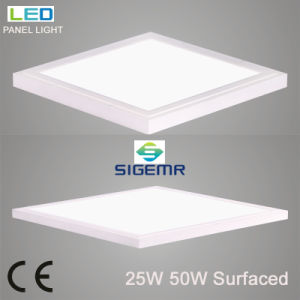 Surfaced Flat Ceiling Panel Light 640X315X25mm 25W 40W 50W pictures & photos