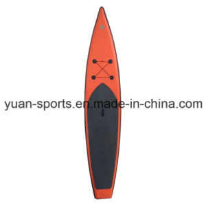 Inflatable Stand up Paddle Surfboard 12′6 Touring Model for Wholesale pictures & photos