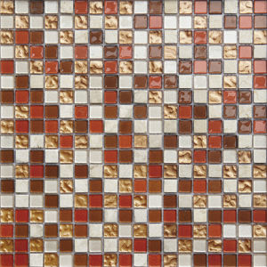 15*15mm Modern Style Glass Mosaic pictures & photos