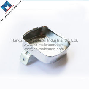 High Precision CNC Metal Stamping Part pictures & photos