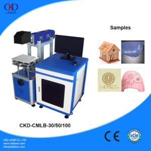 CO2 Laser Machine for Marking Plastic pictures & photos